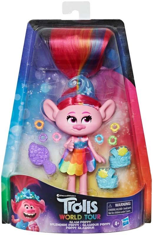 Wholesalers of Trolls Deluxe Fashion Trolls Ast toys