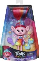 Wholesalers of Trolls Glam Poppy toys image
