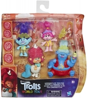 Wholesalers of Trolls Lonesome Flats Tour Pack toys image