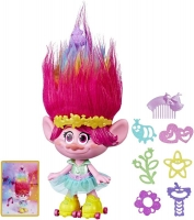 Wholesalers of Trolls Party Hair Poppy toys image 3
