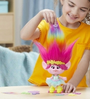 Wholesalers of Trolls Party Hair Poppy toys image 4