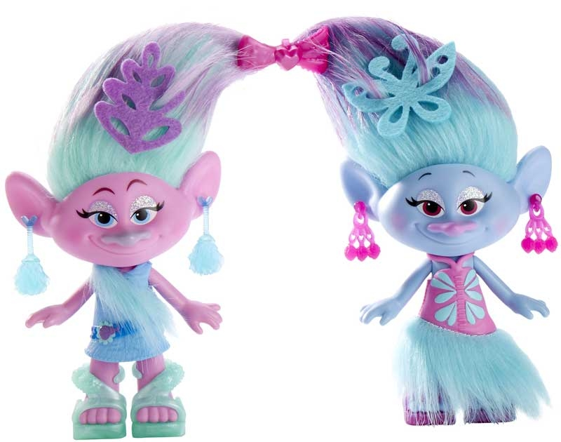 Trolls Satin And Chenilles Style Set Wholesale
