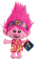 Wholesalers of Trolls Small Plush With Sound Asst toys image 2