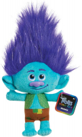 Wholesalers of Trolls Small Plush With Sound Asst toys image 3