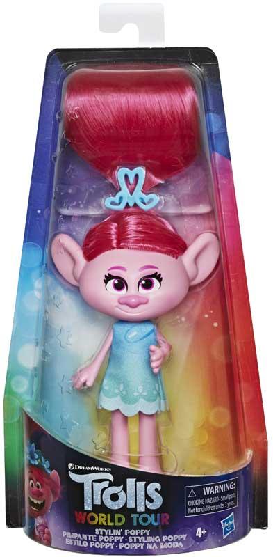 Wholesalers of Trolls Stylin Poppy toys