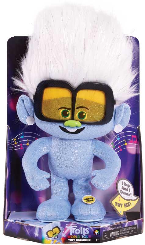 Wholesalers of Trolls Tiny Diamond Dancer toys