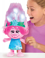 Wholesalers of Trolls World Tour Colour Poppin Poppy toys image 3