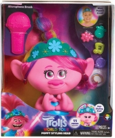Wholesalers of Trolls World Tour Poppy Styling Head toys image