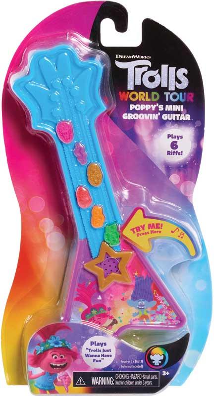 Wholesalers of Trolls World Tour Trolladellic Instruments Assortment toys