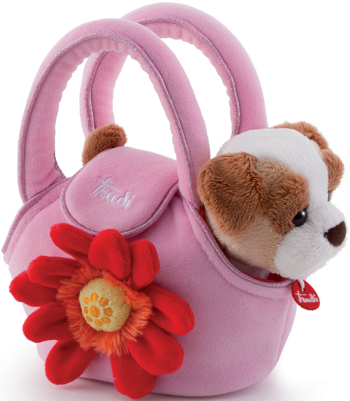 Wholesalers of Trudi Bags - Puppy In The Bag toys