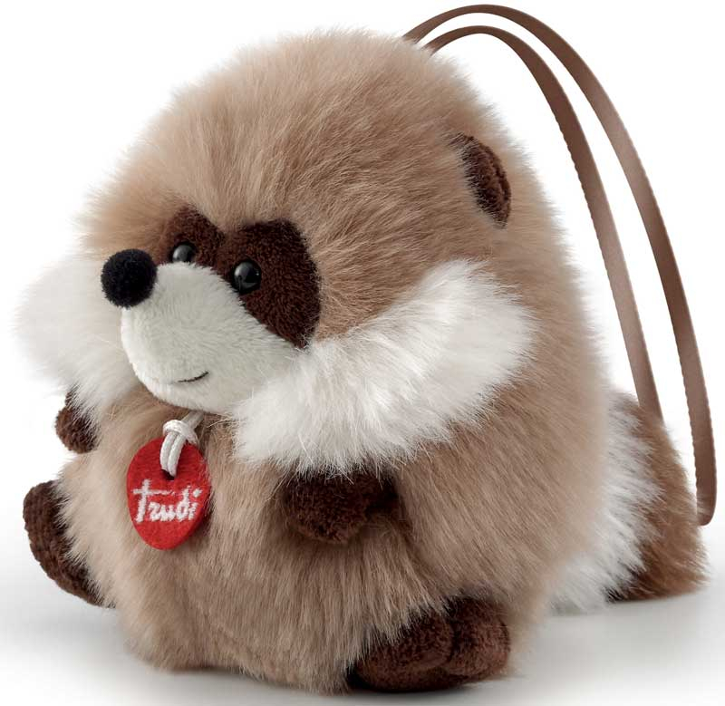 Wholesalers of Trudi Charm Racoon toys