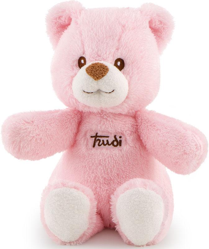 Wholesalers of Trudi Cremino Bear Pink toys