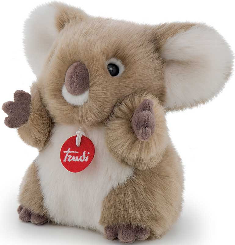 Wholesalers of Trudi Fluffies Koala toys