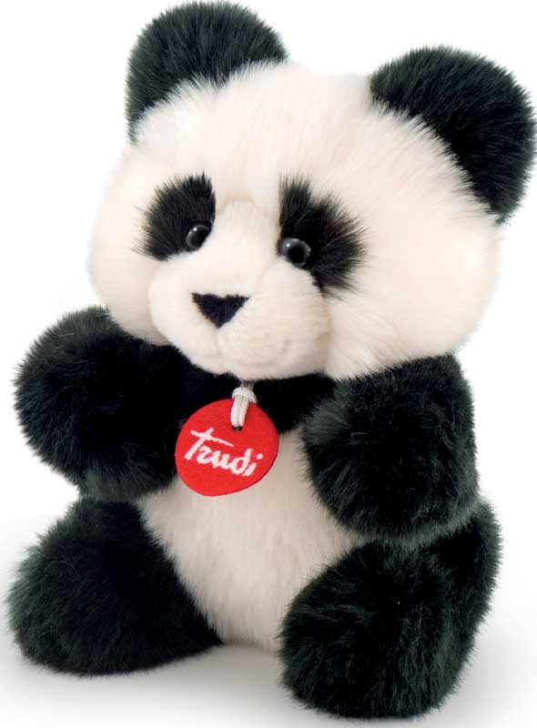 Wholesalers of Trudi Fluffies Panda toys