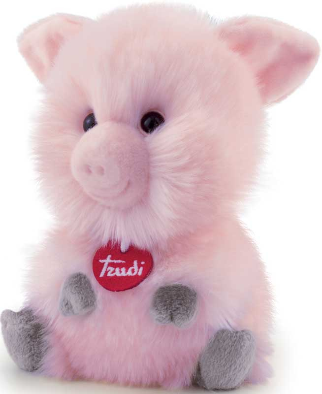 Wholesalers of Trudi Fluffies Pig toys