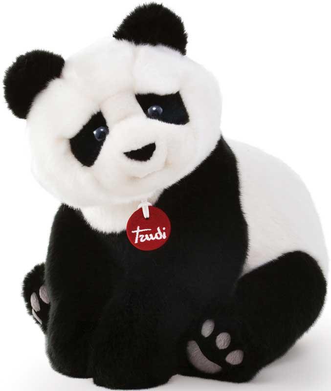 Wholesalers of Trudi Panda Kevin M toys