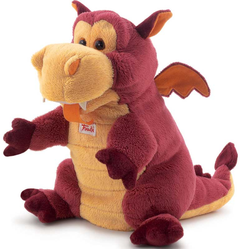Wholesalers of Trudi Puppet Dragon toys