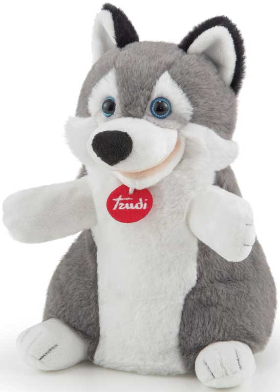 Wholesalers of Trudi Puppet Husky toys