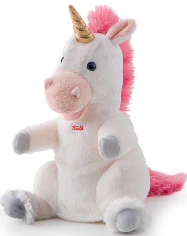 Wholesalers of Trudi Puppet Unicorn toys