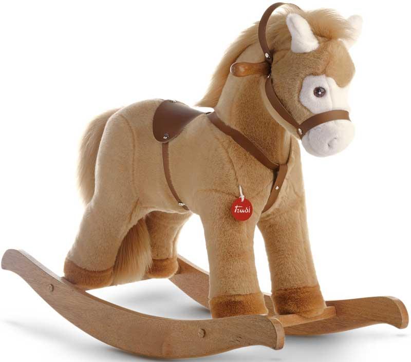 Wholesalers of Trudi Rocking Animals Rocking Horse Beige Jumbo toys