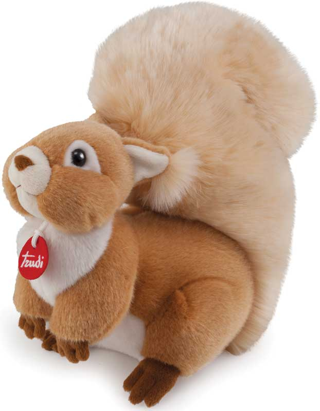 Wholesalers of Trudi Squirrel Ginger M toys