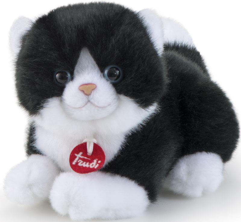 Wholesalers of Trudi Trudini Black & White Cat toys