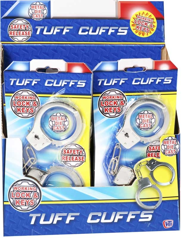Wholesalers of Tuff Cuffs toys
