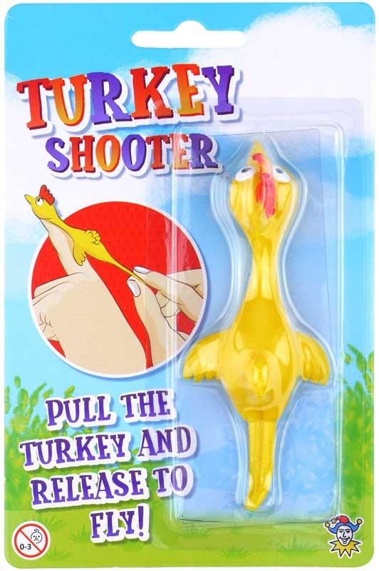 Wholesalers of Turkey Shooter 11cm toys