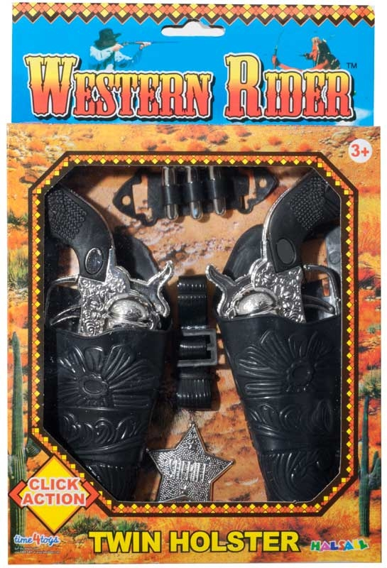Wholesalers of Twin Holster toys