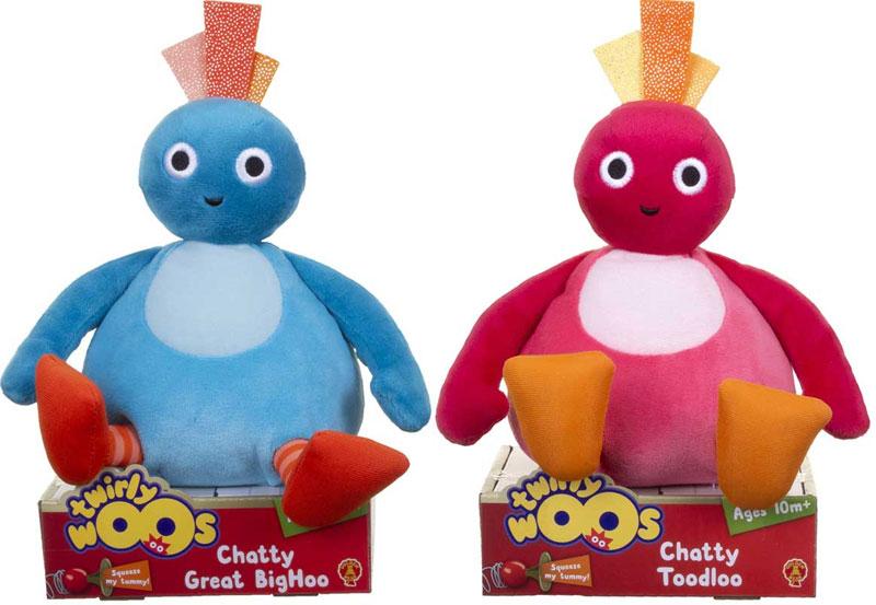 Wholesalers of Twirlywoos Chatty Twirlywoos Asstd toys