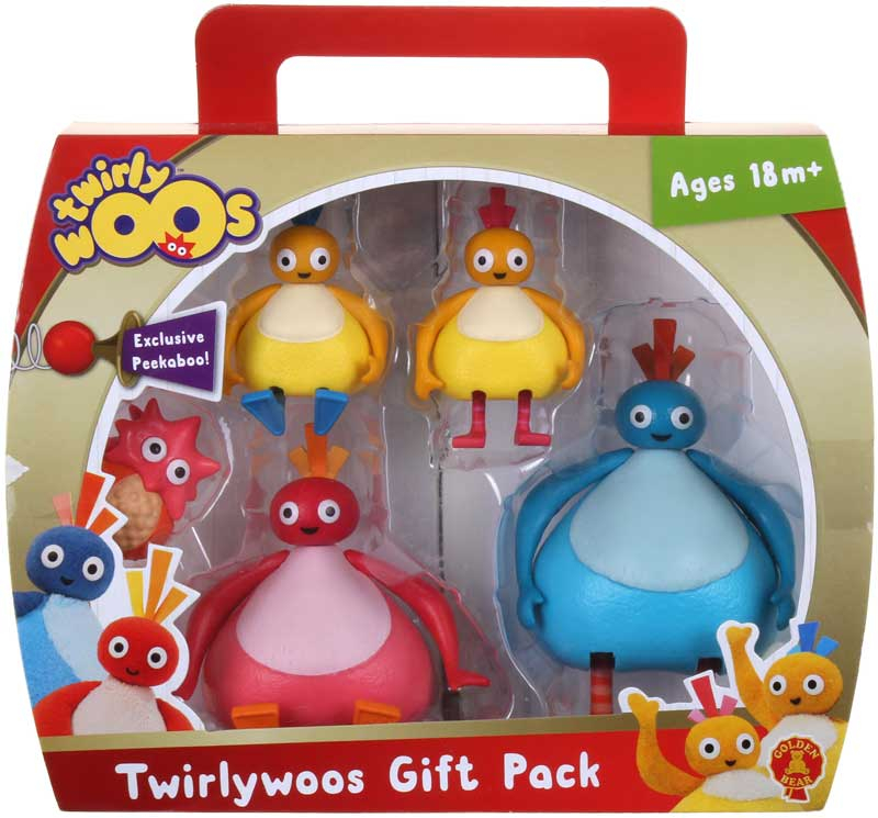 Wholesalers of Twirlywoos Gift Pack toys
