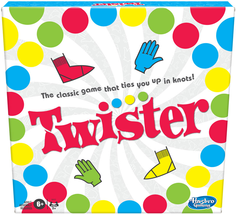 Wholesalers of Twister toys