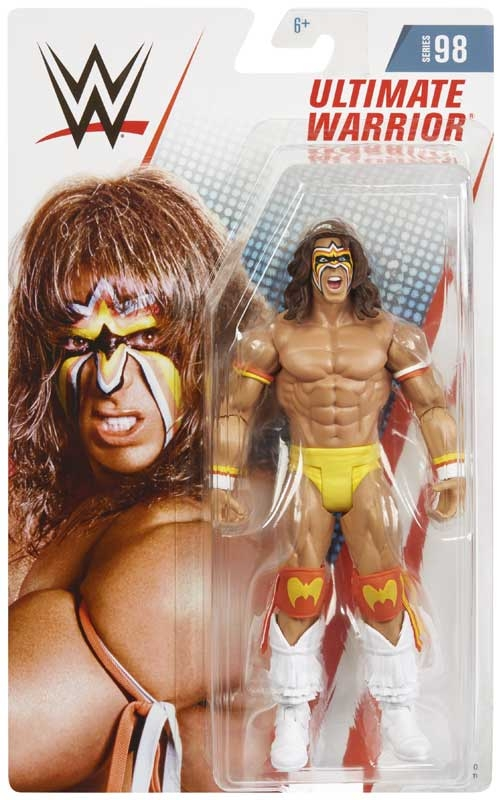 Wholesalers of Ultimate Warrior Figure toys