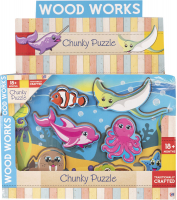 Wholesalers of Underwater Chunky Puzzle toys image 2