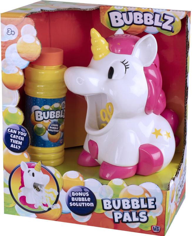 Wholesalers of Unicorn Bubble Pal toys