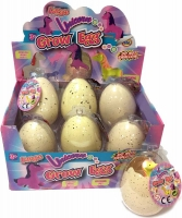 Wholesalers of Unicorn Grow Egg toys image