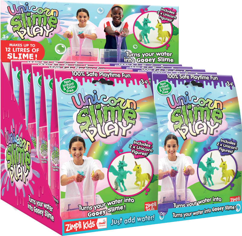 Wholesalers of Unicorn Slime Play - 60g toys