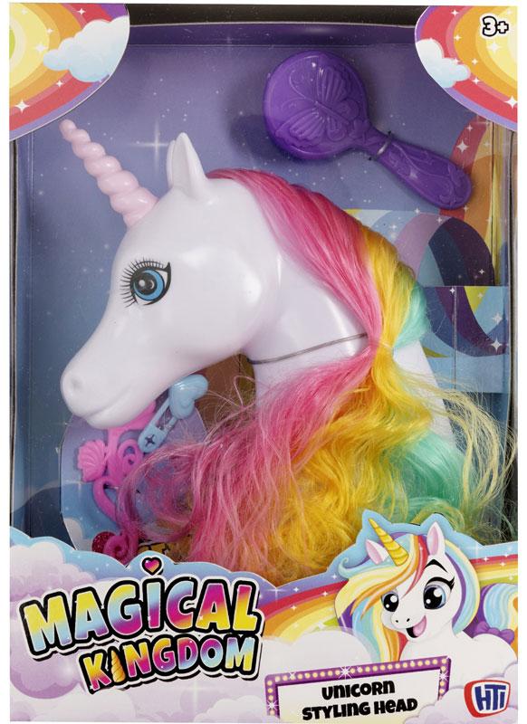 Wholesalers of Unicorn Styling Head toys
