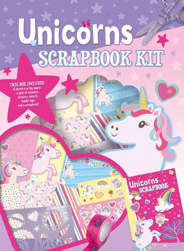 Wholesalers of Unicorns - Box Kits toys