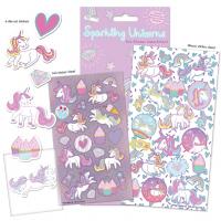 Wholesalers of Unicorns  Assortment Pack Stickers toys image 2