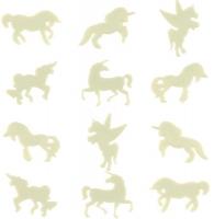 Wholesalers of Unicorns Glow In The Dark 5-6.5cm toys image 4