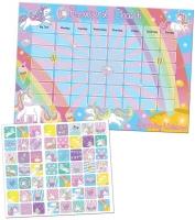 Wholesalers of Unicorns Reward Chart toys image 2