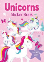 Wholesalers of Unicorns Sticker Book toys image