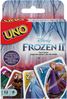 Wholesalers of Uno Disney Frozen 2 toys image