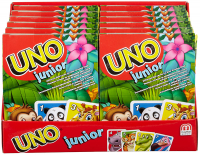 Wholesalers of Uno Junior Card Game toys image