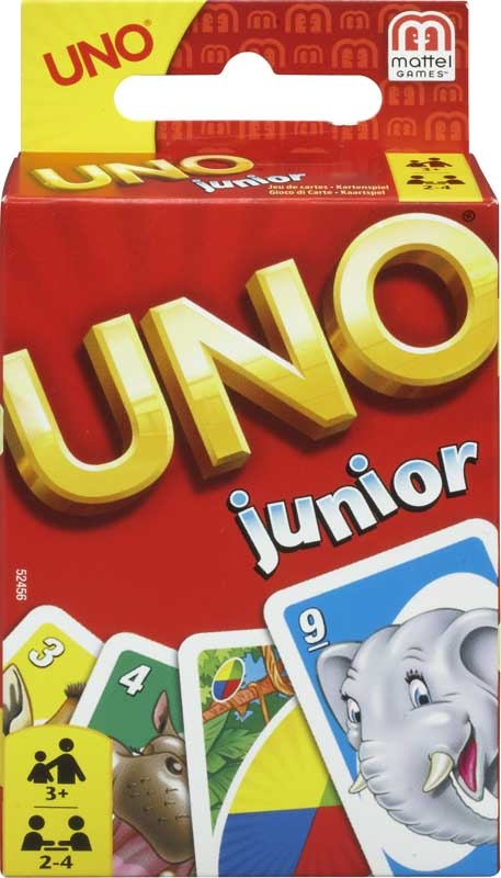 Wholesalers of Uno Junior toys