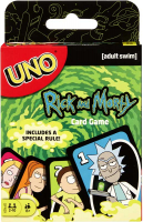 Wholesalers of Uno Rick And Morty toys image