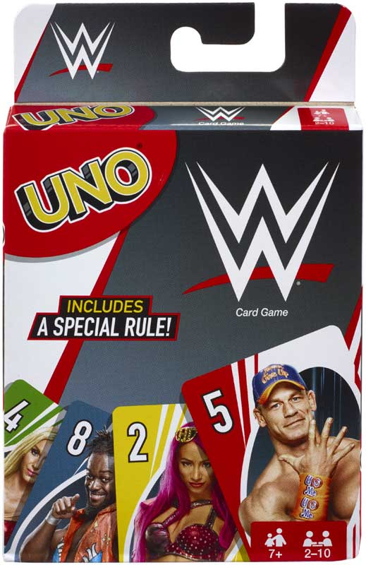 Wholesalers of Uno Wwe toys