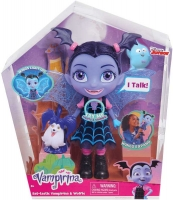 Wholesalers of Vampirina Bat Tastic Talking Vee And Friends toys image