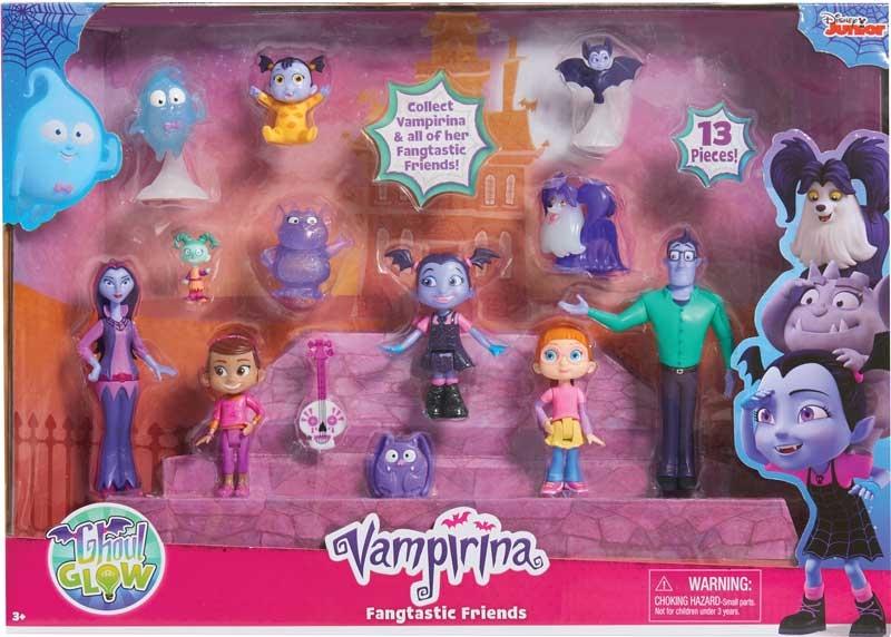 Vampirina Fangtastic Friends Set Asst Wholesale